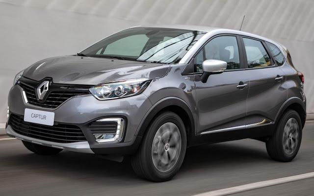 Renault Captur 2020 Bose chega por R$ 96 mil - fotos